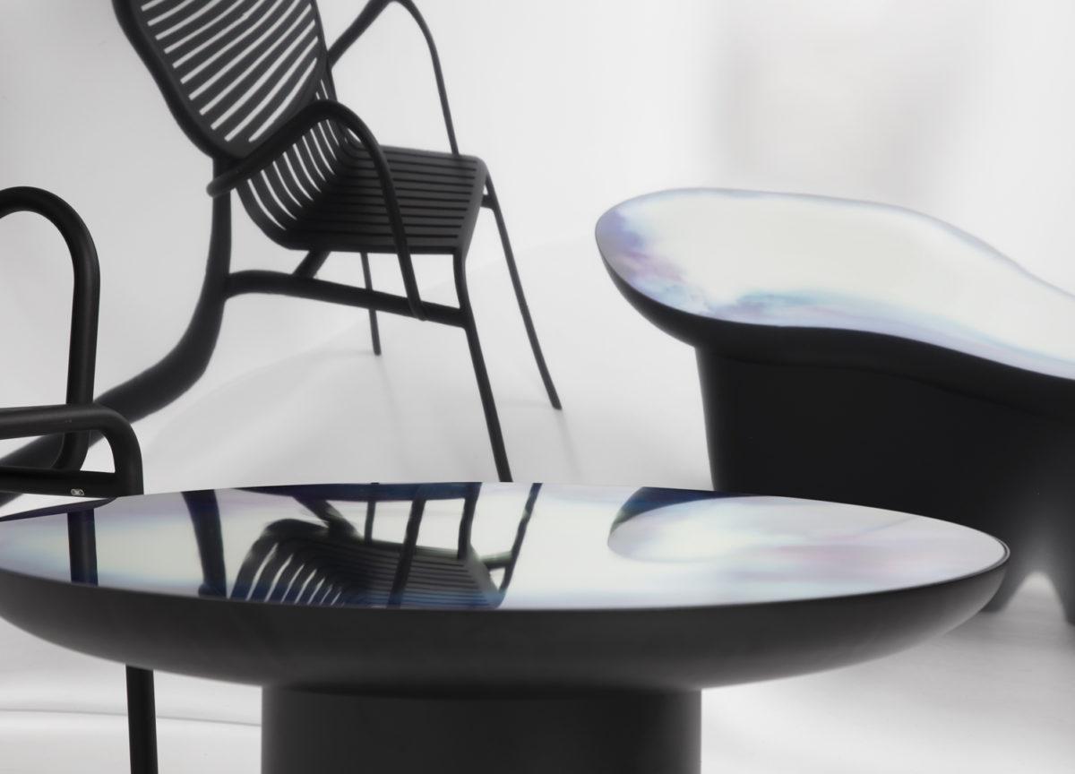 Table miroir FRANCIS - Petite Friture