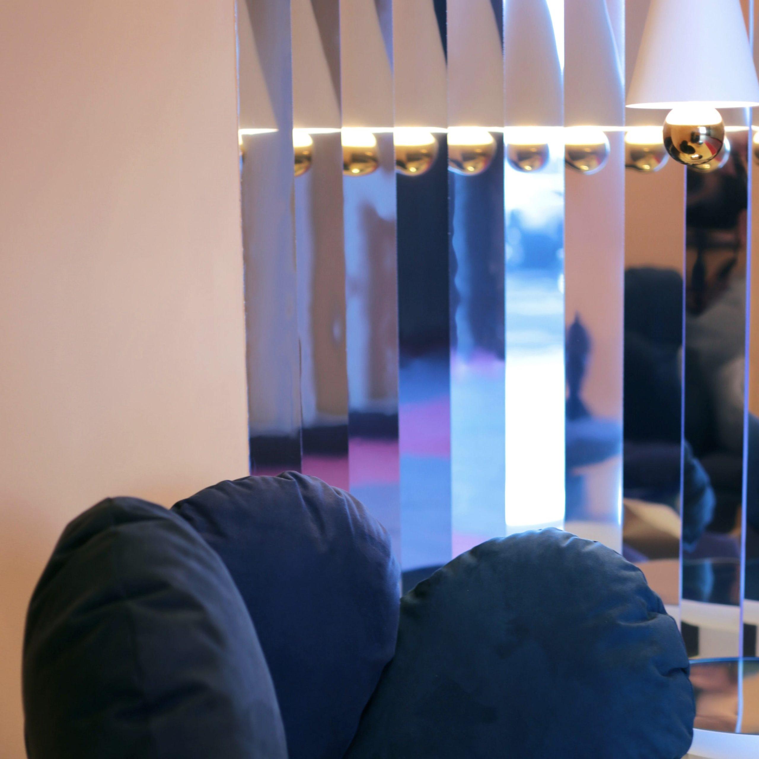 Salone del Mobile 2019 - détail CHERRY