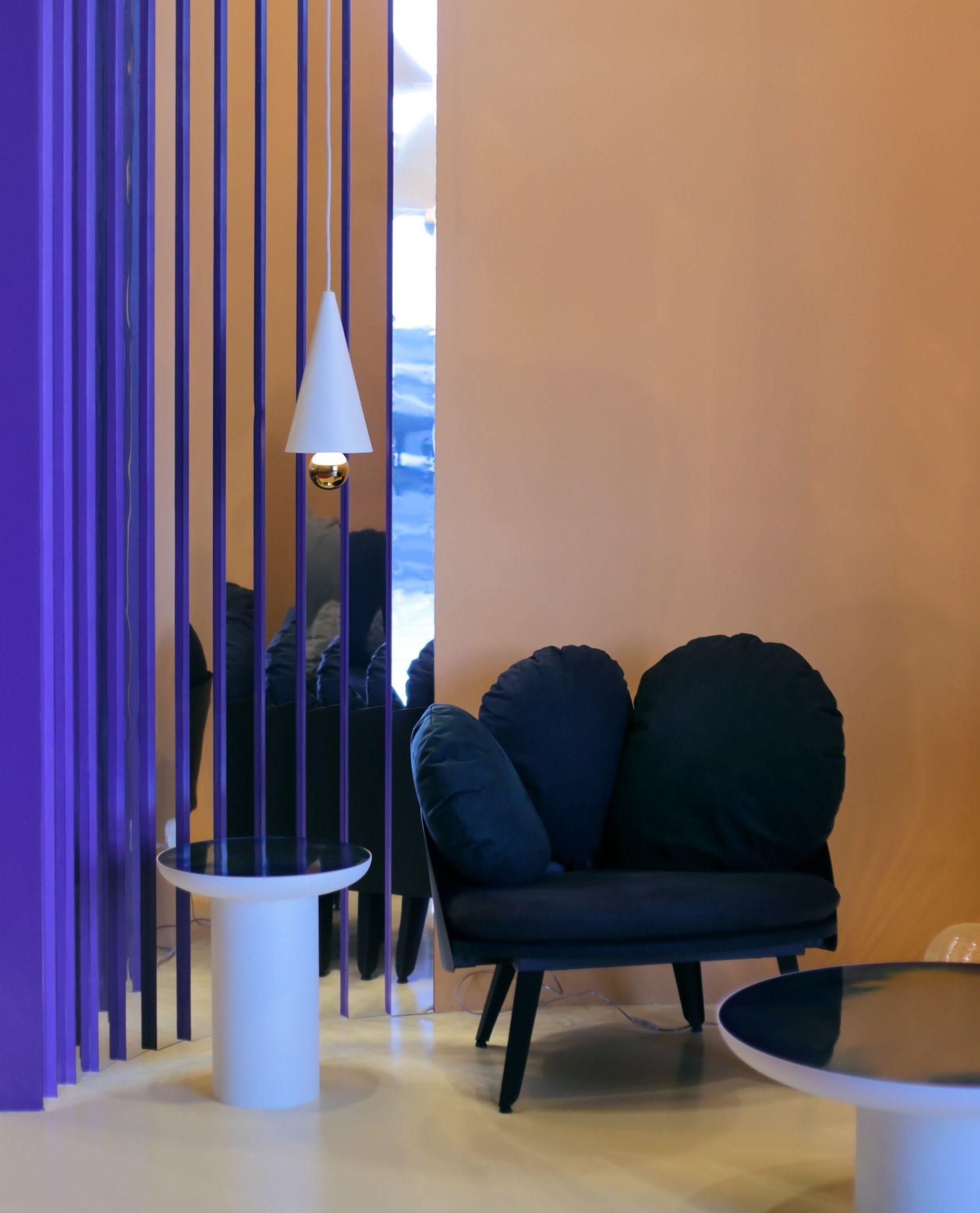 Salon del Mobile 2019 - détail miroir