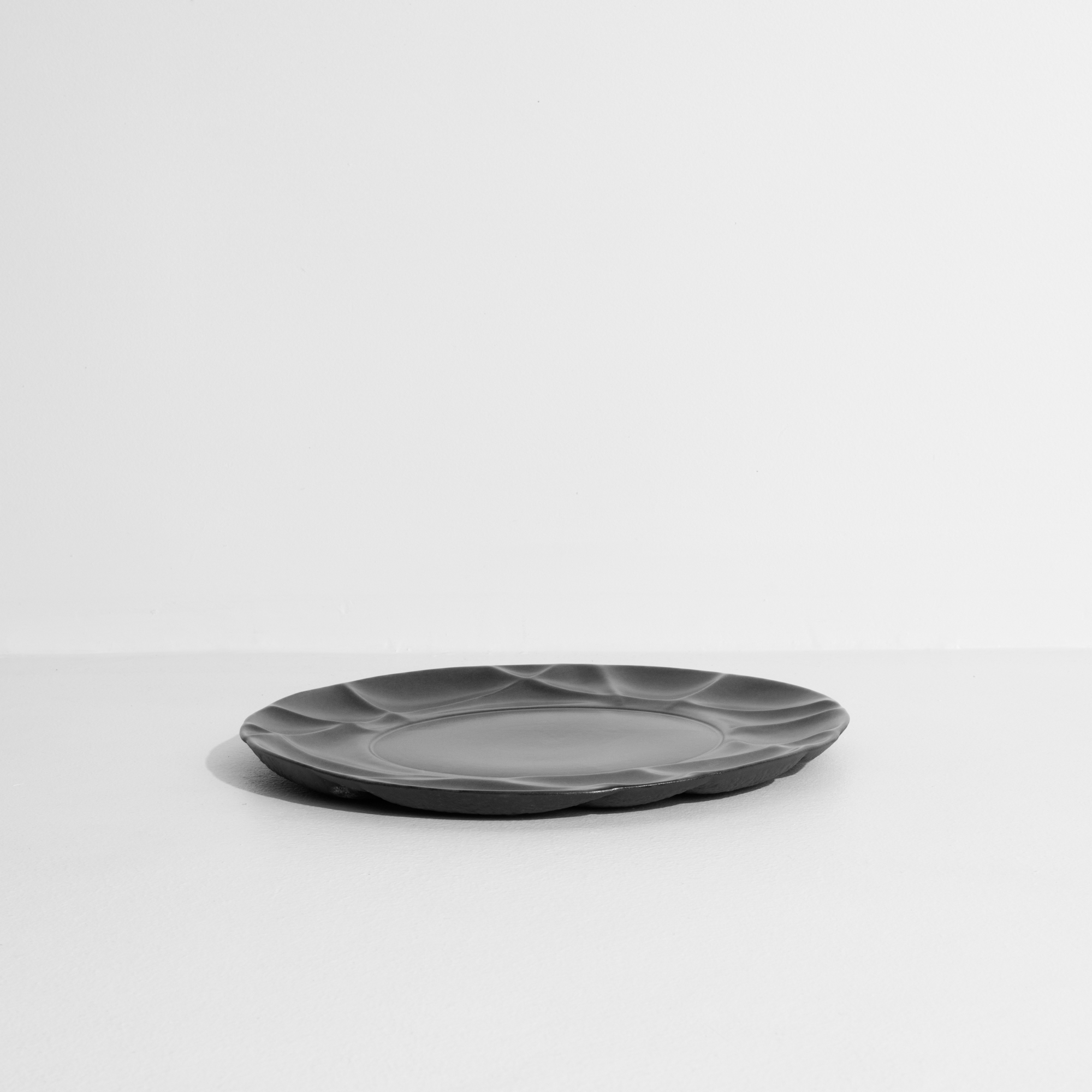 Art de la Table en porcelaine grande assiette-Petite Friture