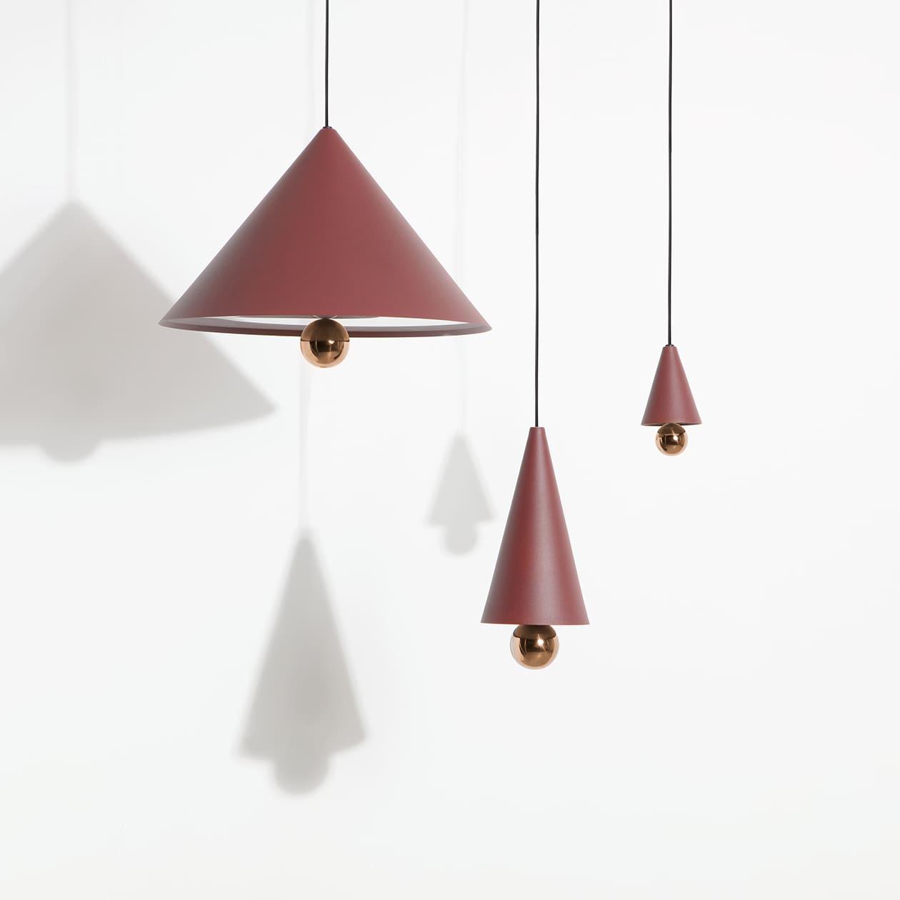 Suspension design Cherry LED