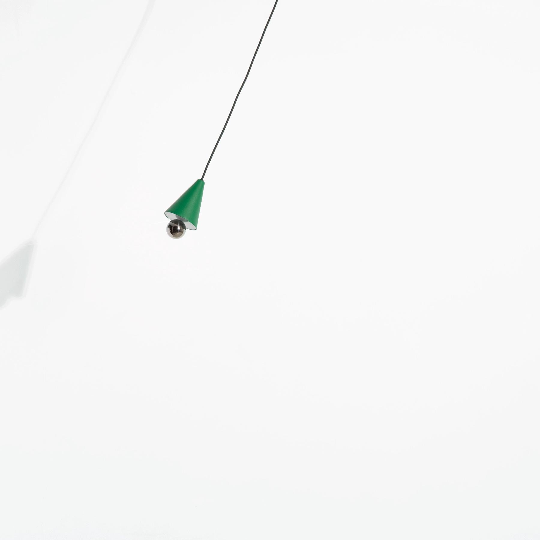 Mini Cherry LED verte