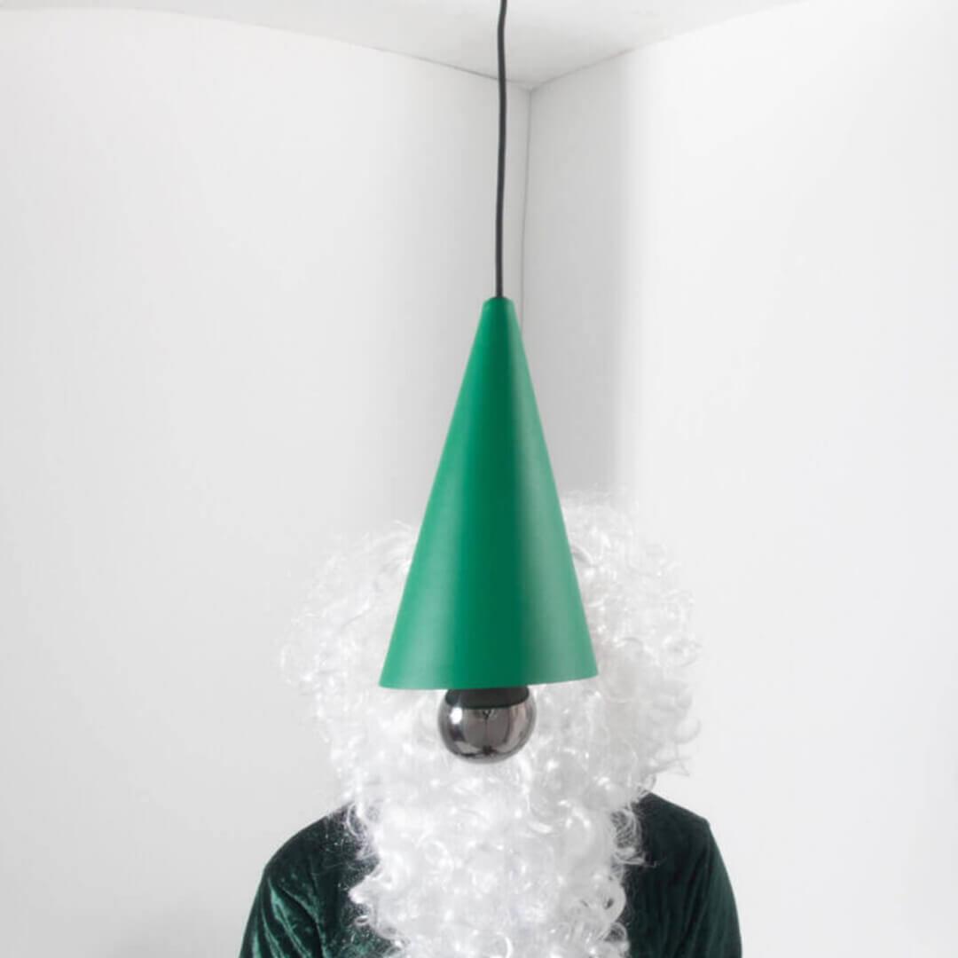 Cherry led vert menthe - Selection cadeau design Petite Friture 2021